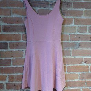 Pink skater dress (Color doesn't show up well)